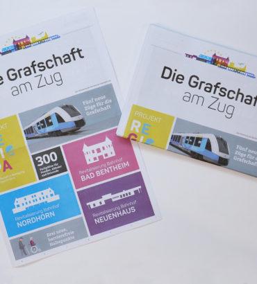 Die Bentheimer Eisenbahn reaktiviert die Vergangenheit