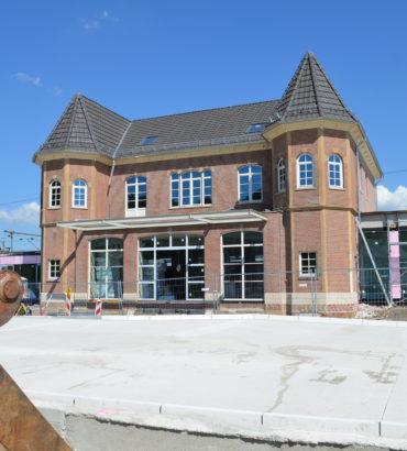 Visit us – Tag der offenen Baustelle Bad Bentheim