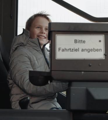 Die Busschule 2019 – Sicher Busfahren will gelernt sein