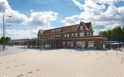 171220 A R T V I S U - Revitalisierung Bahnhof Nordhorn P1